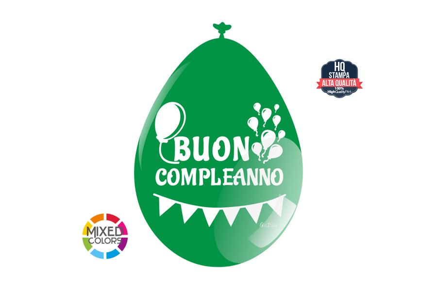 Palloncini_Buoncompleanno_verde