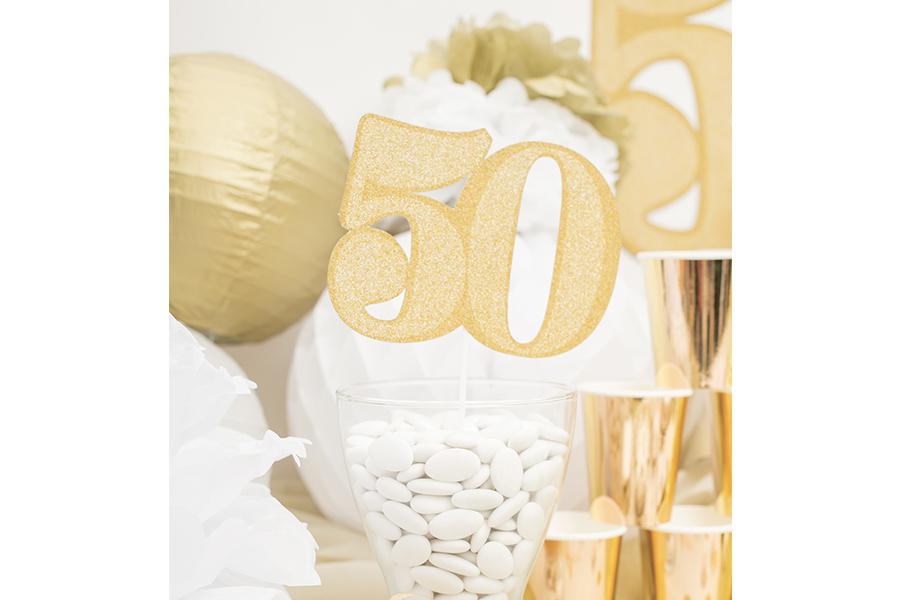 Pick_Numero_50_Glitter_Oro