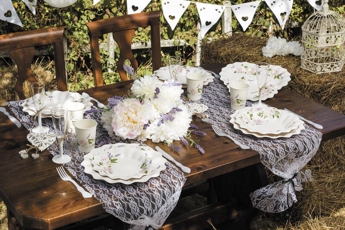Tavolo Matrimonio Country Chic : Come allestire i tavoli per un matrimonio givi italia