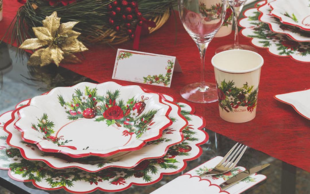 Addobbare La Tavola Di Natale Immagini.5 Idee Per Apparecchiare La Tavola Di Natale Givi Italia