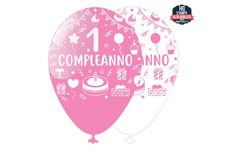1Compleanno_1complerosaallaround
